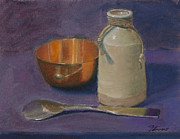 Todd Swart - Still life with copper...
