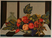 Varvara Stylidou - Still Life With Fruit...