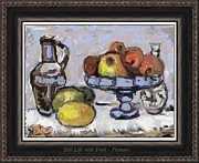 Pemaro - Still Life with Fruit...