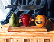 Thomas Weeks - Still Life with Orange...