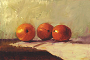 John  Reynolds - Still Life With Oranges