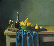 Tancau Emanuel - Still Life With Pears