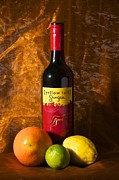 Featured On Fineart America - Still Life with Sangria by Sean Griffin