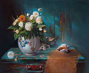 Vasil Vasilev - Still life with shell