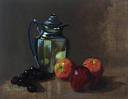 Barry Williamson - Still life with silver...