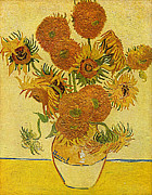 Roz Barron Abellera-Vincent Van Gogh - Still Life with...