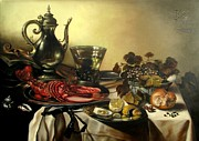 Copy Paintings - Still Life1 by Ian Szkorka