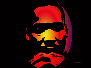 Mlk Framed Prints - Still Framed Print by Robert Orinski