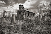 Abandoned Buildings Prints - Still Standing Print by Dale Kincaid