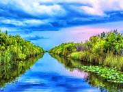 Dominic Piperata - Stillness on Blue Bayou