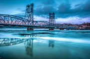Stillwater Art - Stillwater Lift Bridge by Mark Goodman