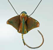 Featured Jewelry - Sting Ray by Wayne Houston