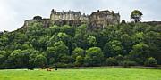 Jane McIlroy - Stirling Castle - Scotland