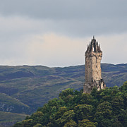Jane McIlroy - Stirling Monument to William Wallace