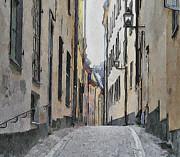Stockholm 13 Print by Yury Malkov