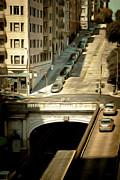 Wingsdomain Art and Photography - Stockton Street Tunnel San Francisco 7d7499brun