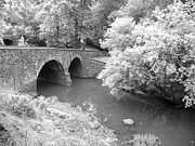 Manassas National Battlefield Park Photos - Stone Bridge Manassas by Christiane Schulze