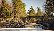 Duluth Art - Stone Bridge by Paul Freidlund