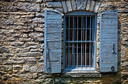 Grate Photos - Stone building window by Alexey Stiop