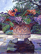 David Lloyd Glover - Stone Garden Ornament
