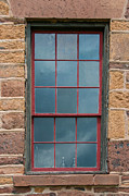 Manassas National Battlefield Park Photos - Stone House Window by Guy Whiteley