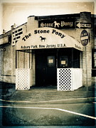 Stone Pony Print by Colleen Kammerer