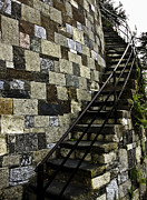 Stonewall Originals - Stone Stairs by Michael Ray