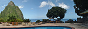 Jeff Brunton - Stonefield Estates Villas Pool Pan