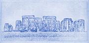 Justin Woodhouse - Stonehenge Blueprint