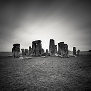 Celts Posters - Stonehenge Poster by Mac Oller