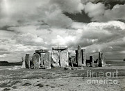 Stonehenge Prehistoric Monument Print by Science Source