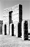 Neurotic Images Photography Prints - Stonehenge Replica Print by Chalet Roome-Rigdon