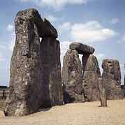 Amesbury Photos - Stonehenge. United Kingdom. England by Everett
