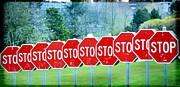 Stop Print by Fraida Gutovich