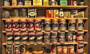 Goods Prints - Store - General Store Canned Provisions II Print by Lee Dos Santos