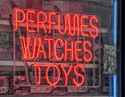 Signs - Store WIndow Bronx NY by Robert Ullmann
