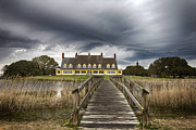 Alan Raasch - Storm at Whalehead Club