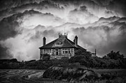 Low Country Scene Posters - Storm Brewing Poster by Svetlana Sewell