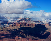 Troy Montemayor - Storm Clouds North Rim...