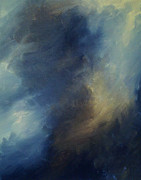 Storm Clouds Paintings - Storm Clouds by Tina McCurdy