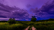Waukesha County Photos - Storm Front by Randy Scherkenbach