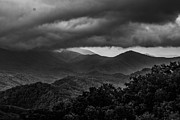 Pigeon Forge Photos - Storm in the Smokies by Ursula Lawrence