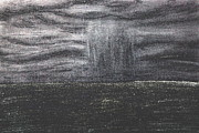 Stormy Weather Paintings - Storm by Robin Kirkpatrick
