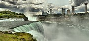 Adam Jewell - Storms Over American Falls