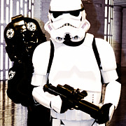 Star Wars Photo Originals - Stormtrooper by Tommy Hammarsten