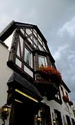Corinne Rhode - Stormy Day in Rudesheim am Rhein