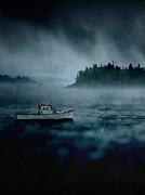 Edward Fielding - Stormy Night off the Coast of Maine