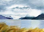 Sharon Freeman - Stormy Sky over Turnagain Art