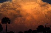 AnnaJo Vahle - Stormy sunset