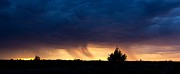 Thunderstorm Originals - Stormy Sunset by Dale Vande Griend